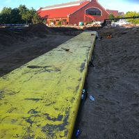Purdue University STEM Lab Tunnel Work