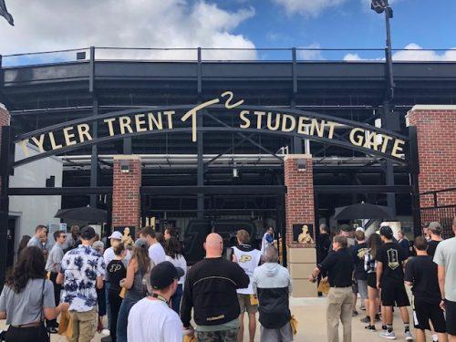 11 Tyler Trent Gate