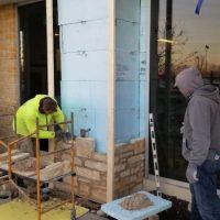 IU Saxony: Column Damage Repair